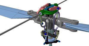 Components mecànics pel sector aeronàutic